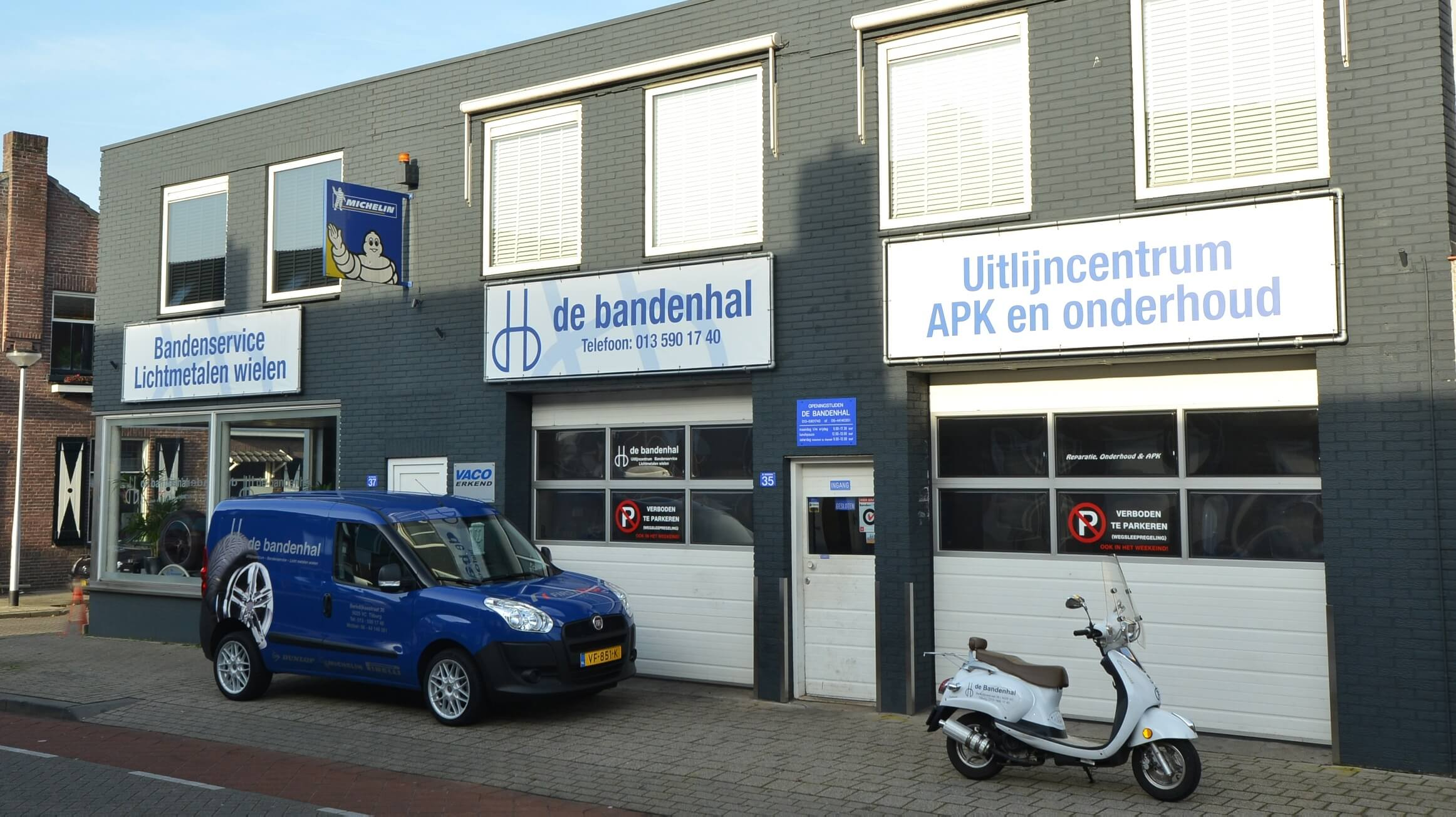 De Bandenhal Tilburg De Bandenleverancier In Tilburg En